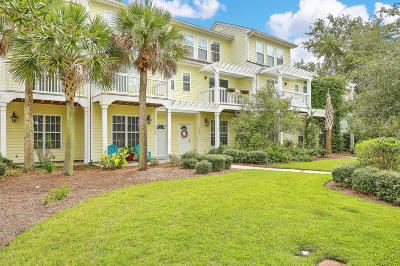 Johns Island Attached For Sale: 2938 Sugarberry Lane
