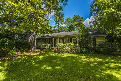 Mount Pleasant Single Family Home Contingent: 1203 Ambling Way