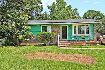 Charleston Single Family Home Contingent: 1496 Bresee Street
