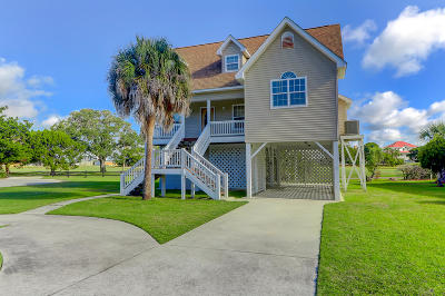 Edisto Island Single Family Home For Sale: 20 Battery Park Road