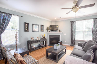 Mount Pleasant Single Family Home For Sale: 3657 Locklear Lane