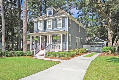 Johns Island Single Family Home Contingent: 3222 Johnstowne Street