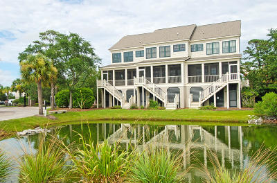 Seabrook Island Attached For Sale: 2011 Sterling Marsh Lane