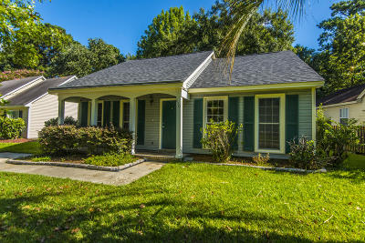 Goose Creek Single Family Home Contingent: 110 Alston Circle