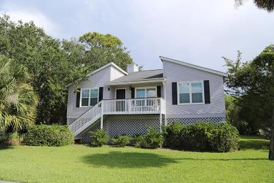 Edisto Beach Single Family Home For Sale: 33 Battery Park