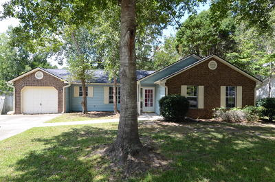 Summerville Single Family Home Contingent: 112 Sawtooth Lane
