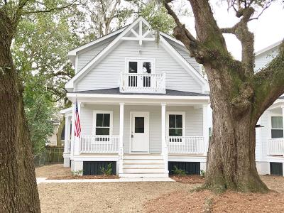 Single Family Home For Sale: 1113 Justice Street