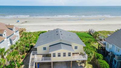 Folly Beach Single Family Home For Sale: 903 W Ashley Avenue