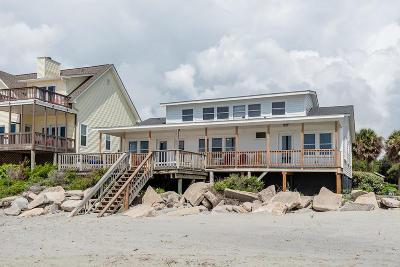 Folly Beach Single Family Home Contingent: 1017 E Arctic Avenue