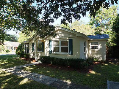 Charleston Single Family Home For Sale: 2 Tovey Road