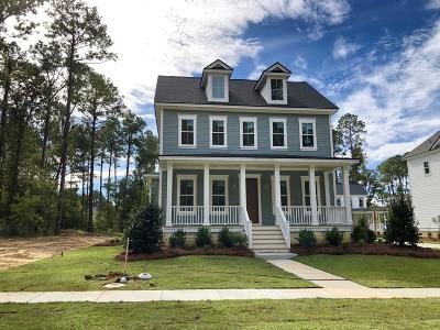 Mount Pleasant Single Family Home For Sale: 3779 Millpond Lane