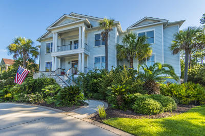Single Family Home For Sale: 536 Island Walk #West