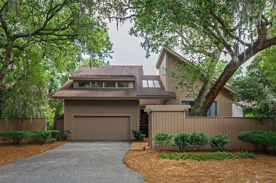 Kiawah Island Single Family Home For Sale: 110 Surfscoter Lane