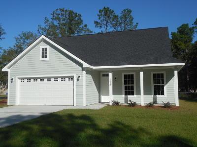 Johns Island Single Family Home For Sale: 1597 Southwick Drive
