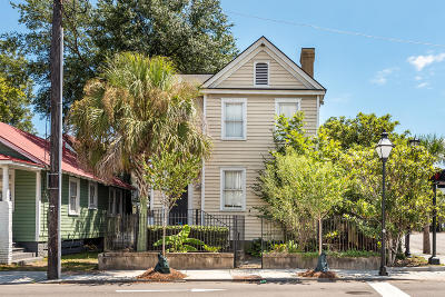 Single Family Home For Sale: 179 Spring Street