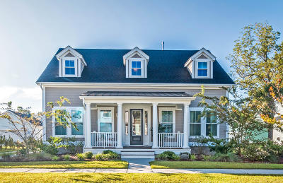 Johns Island Single Family Home Contingent: 2651 Battle Trail Drive
