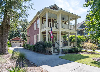 North Charleston Single Family Home For Sale: 8569 Refuge Point Circle