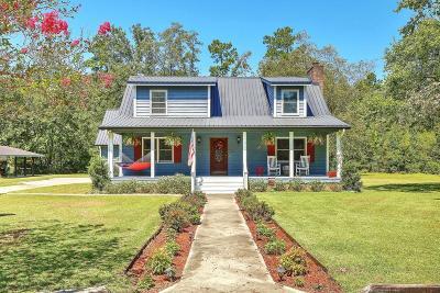 Moncks Corner Single Family Home For Sale: 630 Lannie Lane