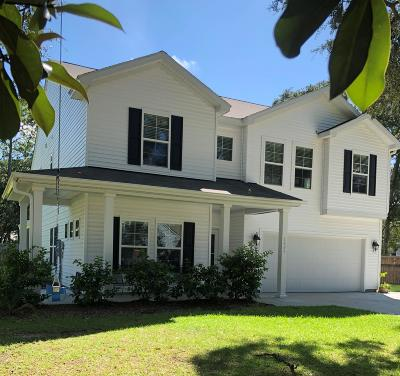 Johns Island Single Family Home For Sale: 1607 Stovall Court