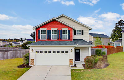 Ladson Single Family Home For Sale: 9665 Godwin Street