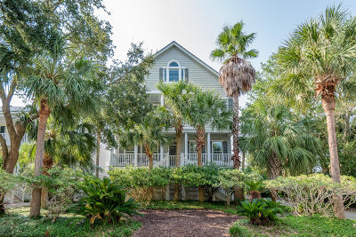 Isle Of Palms Single Family Home For Sale: 11 Morgan Place Drive
