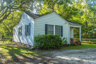 Single Family Home Contingent: 1550 Folly Road