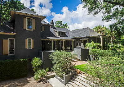 Kiawah Island Single Family Home For Sale: 21 Blue Heron Pond Road