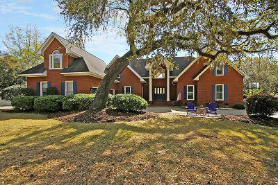 Single Family Home For Sale: 496 Rice Hope Drive