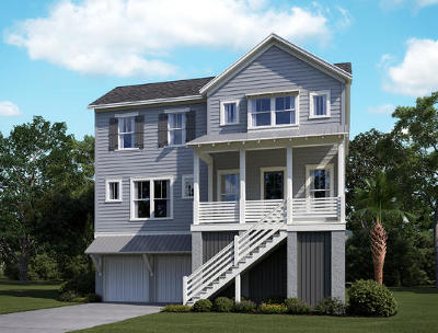 Single Family Home Contingent: 3609 Saltflat Lane