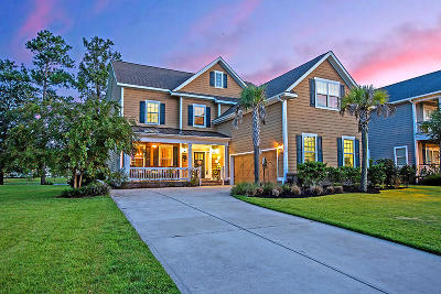 Legend Oaks Plantation Single Family Home For Sale: 125 Silver Cypress Circle