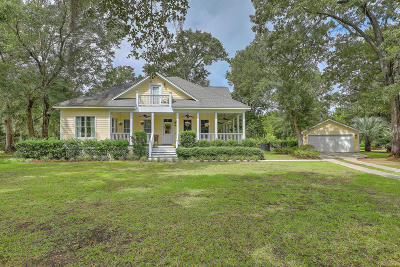 Wadmalaw Island Single Family Home For Sale: 5311 Peerless Drive