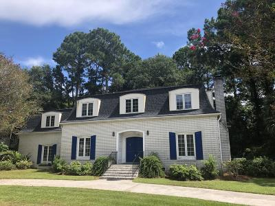 Mount Pleasant Single Family Home Contingent: 1165 Chersonese Round
