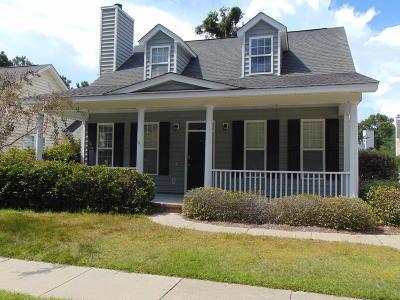 Mount Pleasant Single Family Home For Sale: 1237 Laurel Park Trail