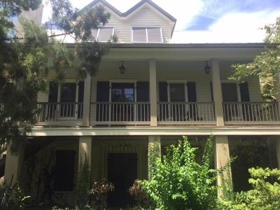 Sullivans Island Single Family Home For Sale: 1850 Central Avenue