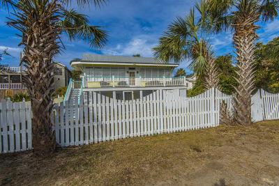 Folly Beach SC Single Family Home For Sale: $799,997