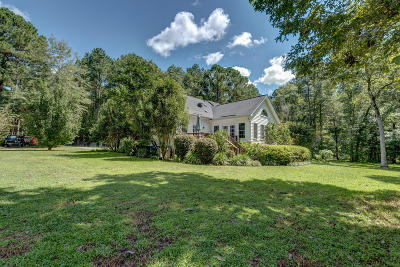 Summerville Single Family Home Contingent: 130 Sand Dollar Lane