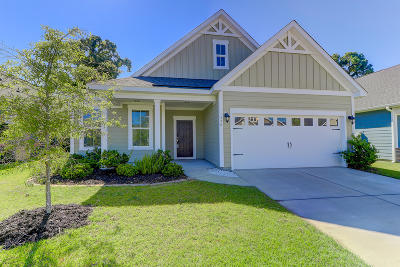 Seaside Plantation Single Family Home For Sale: 770 Goodlet Circle