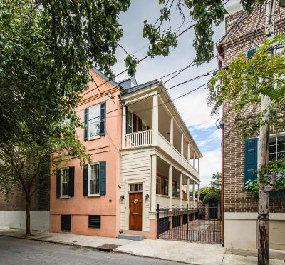 Single Family Home For Sale: 29 Hasell Street