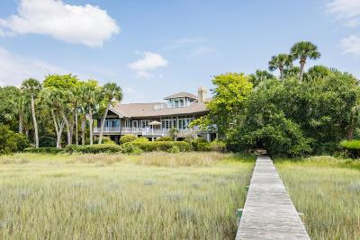 Johns Island Single Family Home For Sale: 1307 S Jenkins Lagoon Drive