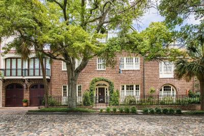 Charleston SC Single Family Home For Sale: $6,950,000