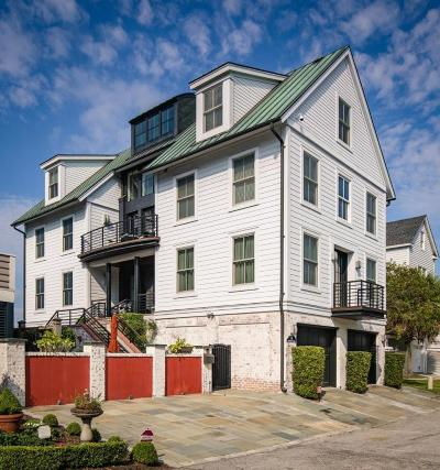 Charleston SC Single Family Home For Sale: $2,195,000