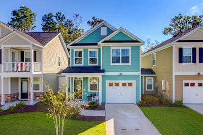Charleston Single Family Home For Sale: 322 Grouse Park