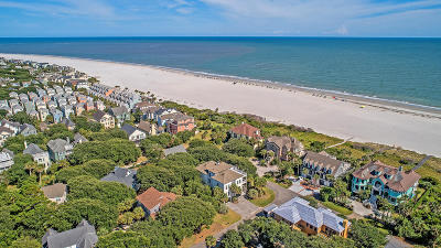 Isle Of Palms Single Family Home For Sale: 13 57th Avenue