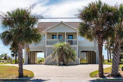 Edisto Island Single Family Home For Sale: 1406 Palmetto Boulevard