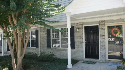 Charleston County Attached Contingent: 507 Stinson Drive #C-6