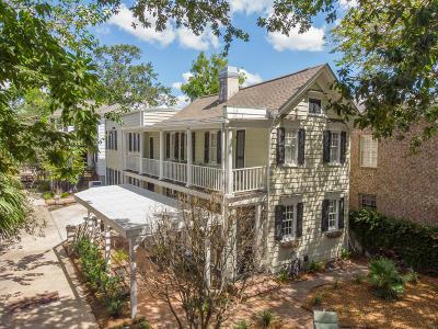 Charleston SC Single Family Home For Sale: $1,189,000