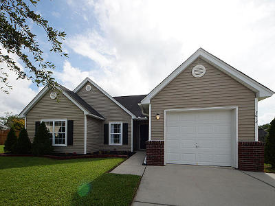 Dorchester County Single Family Home Contingent: 5015 Holdsworth Drive