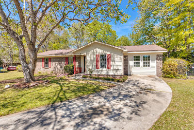 Goose Creek Single Family Home For Sale: 22 Coral Drive