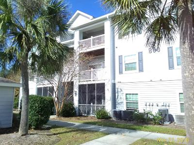 Charleston County Attached For Sale: 1300 Park West Boulevard #801