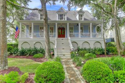 Single Family Home For Sale: 821 Marsh Grove Avenue